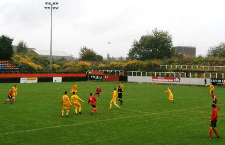 Lowland League Campaign Up and Running